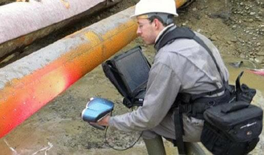 Pipeline corrosion inspection